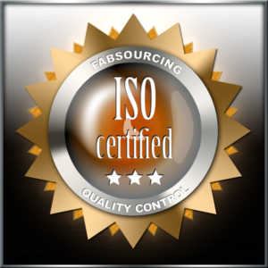 Fabsourcing ISO certification control